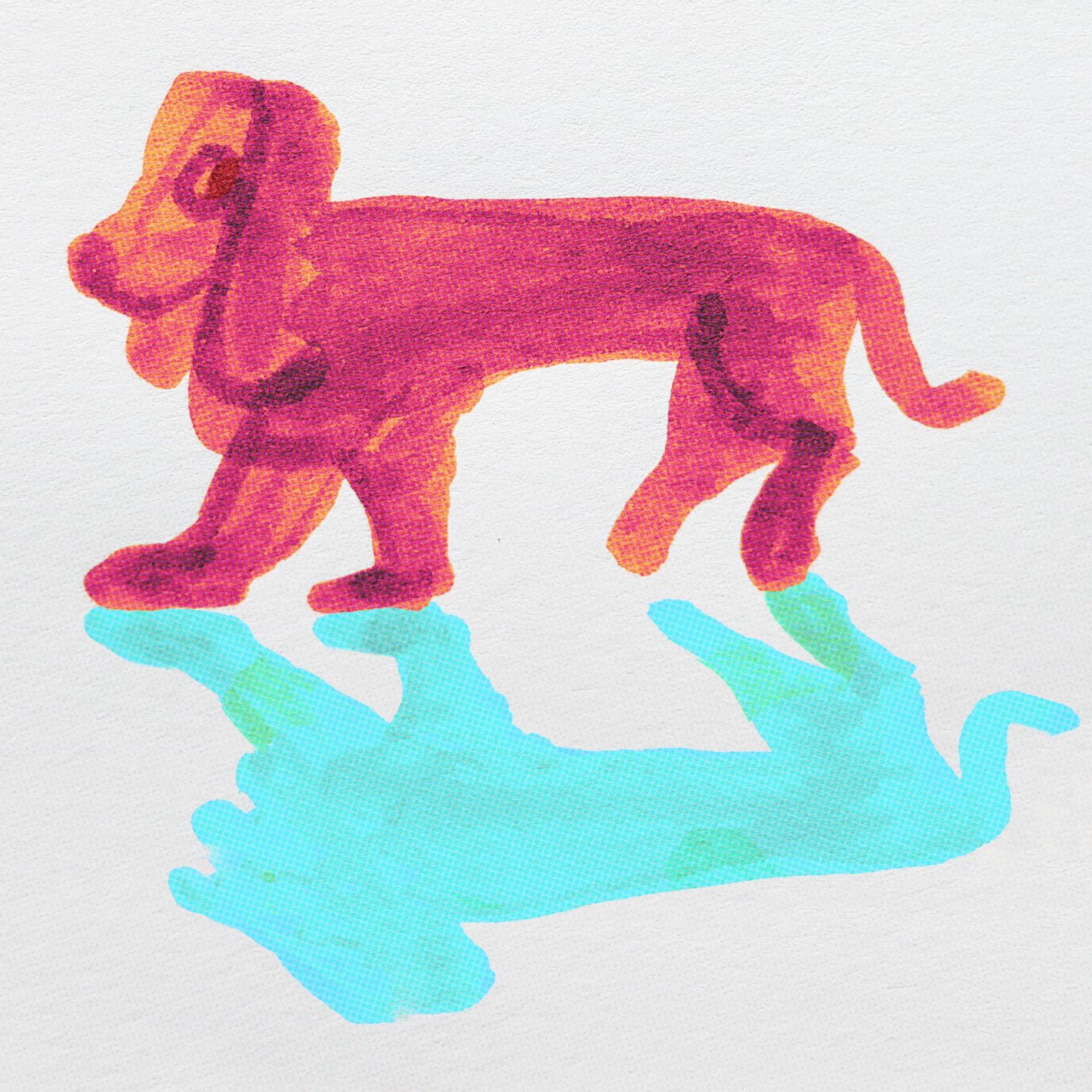 Shadow Dog by Pyhai